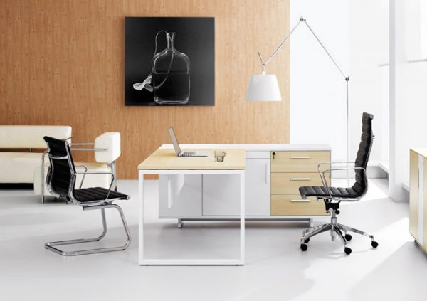 Zen Executive Desk - Affordable Office
