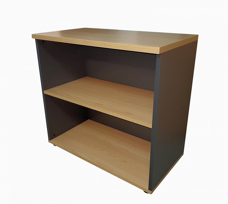 Legend Desk High Open Cabinet Affordable Office